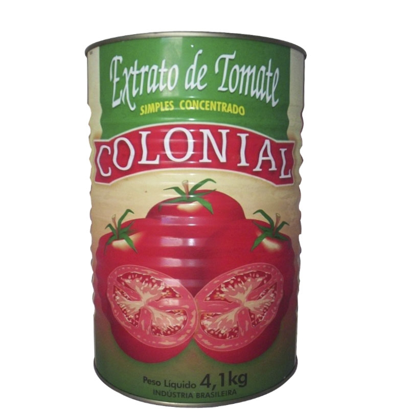 Extrato de Tomate Colonial - 4,1grs