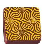 Stalden Transfers Mosaico Amarelo Folha 30x40cm