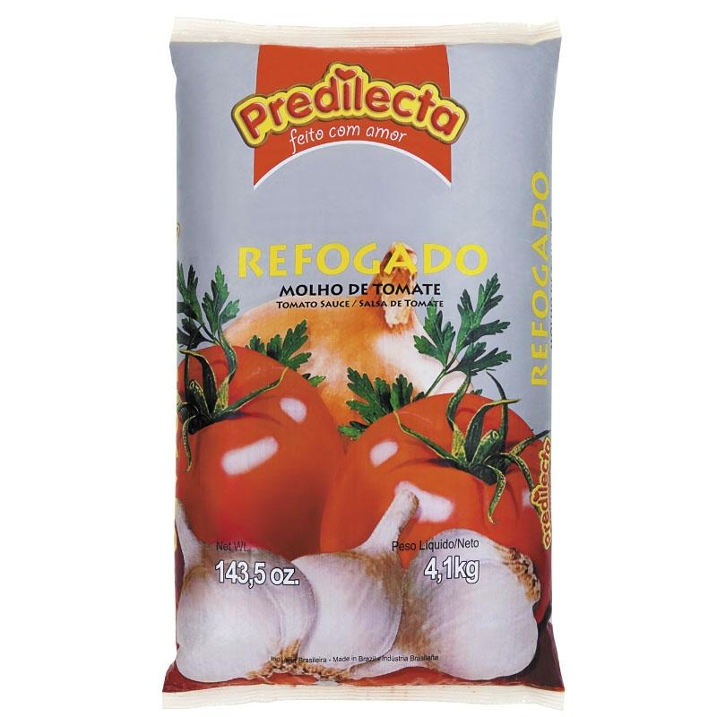 Molho Tomate Refogado Predilecta - 4,1grs