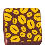 Stalden Transfers Café Amarelo Folha 30x40cm