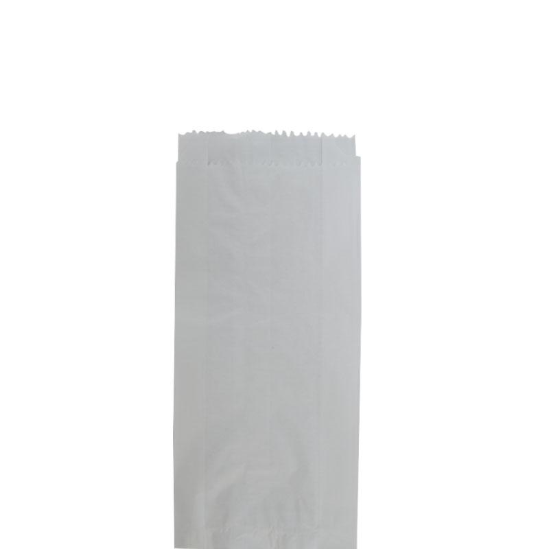 Saco Kraft Branco 500grs 500 uni.