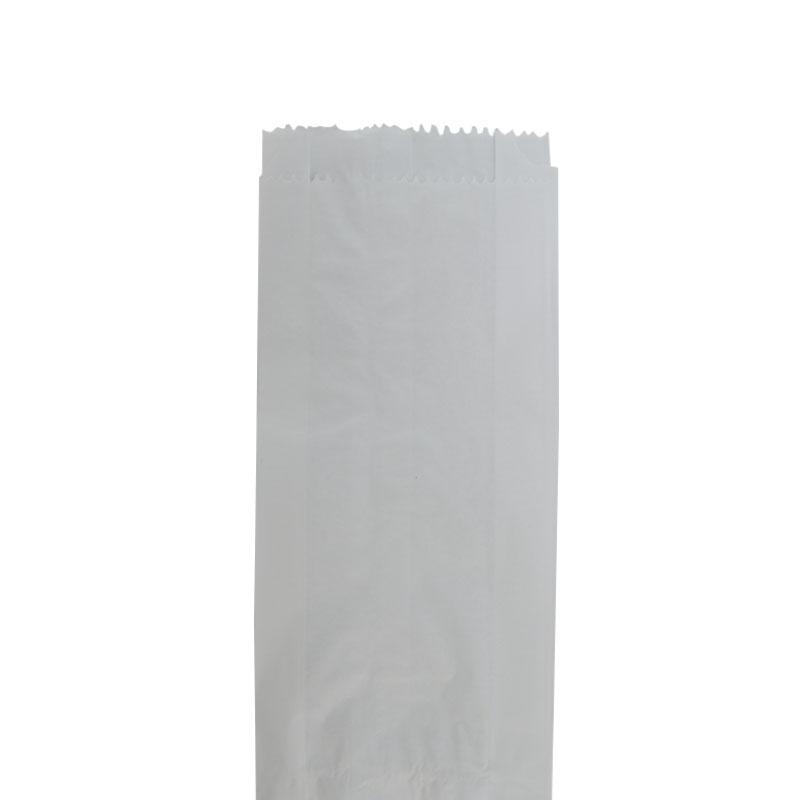Saco Kraft Branco 2kg 500 uni.