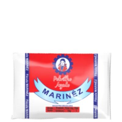 Polvilho Azedo Marinêz - Fardo 20 uni. de 1Kg
