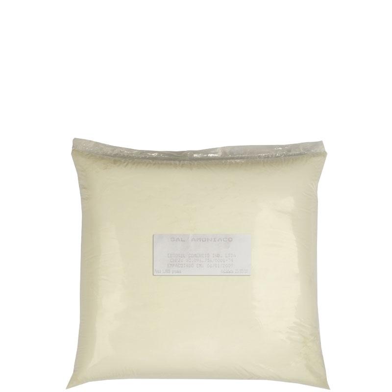 Sal Amoníaco (Bicarbonato de Amônio) 1Kg