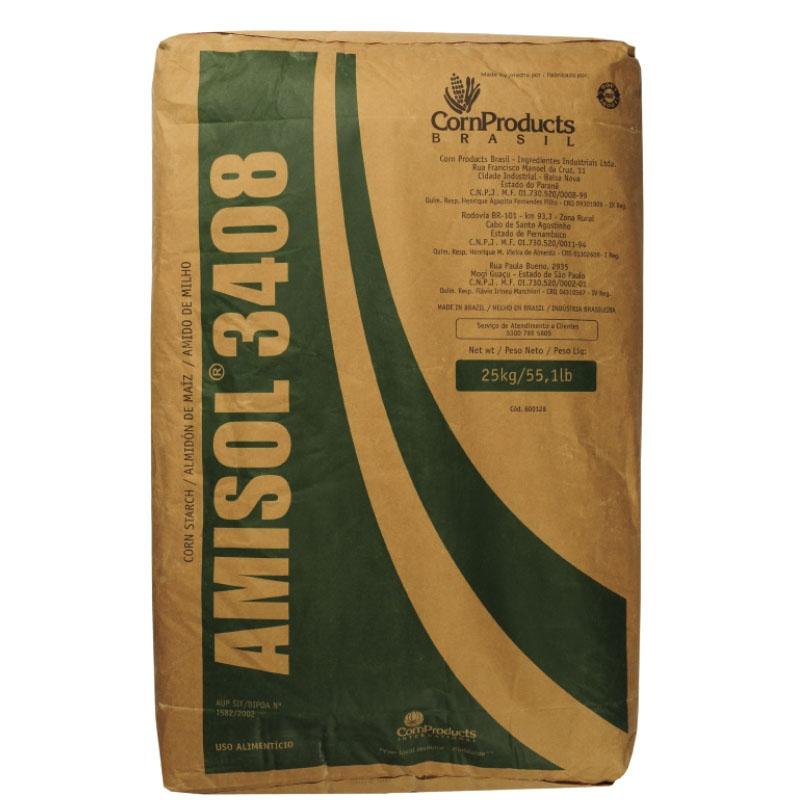 Amido de Milho Amisol (Biscomil) 25Kg