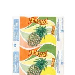 Papel Picolé Abacaxi 1kg Riacho