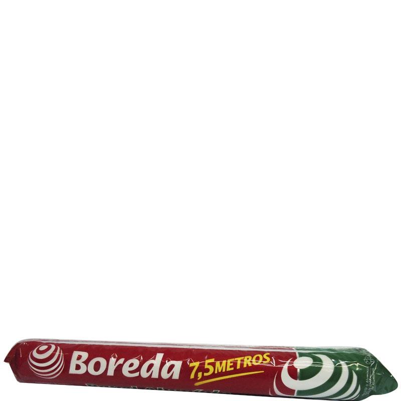 Rolo Papel Alumínio Boreda  30x7,5 cm R-30.