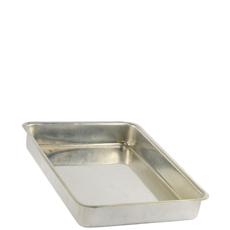 Assadeira p/ Pão de Ló Alta Nº 3 - 40 X 25 X 5,5 cm Doupan