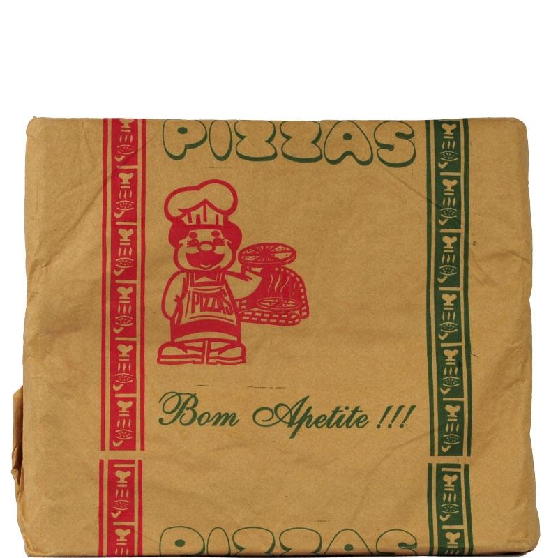 Envelope p/ Pizza 35 cm Redonda BCA. 250 uni.