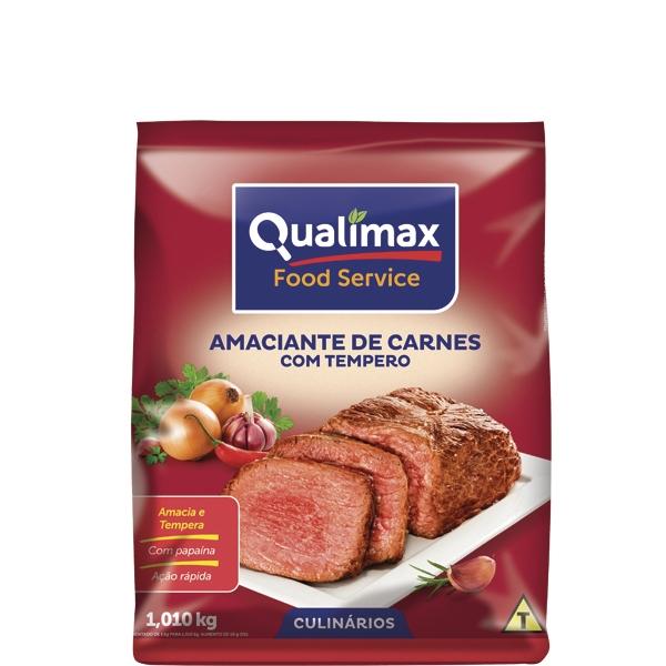 Amaciante de Carne 1kg Qualimax