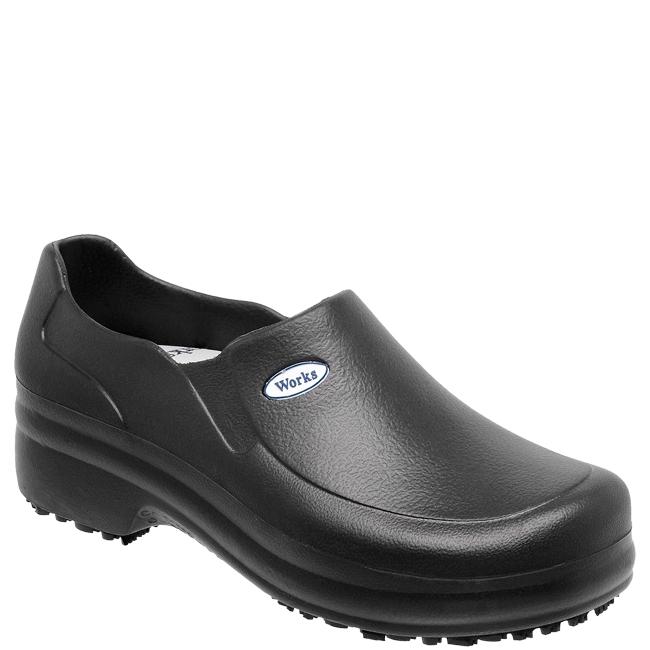 Sapato Preto BB65 Unissex Alto nº 40