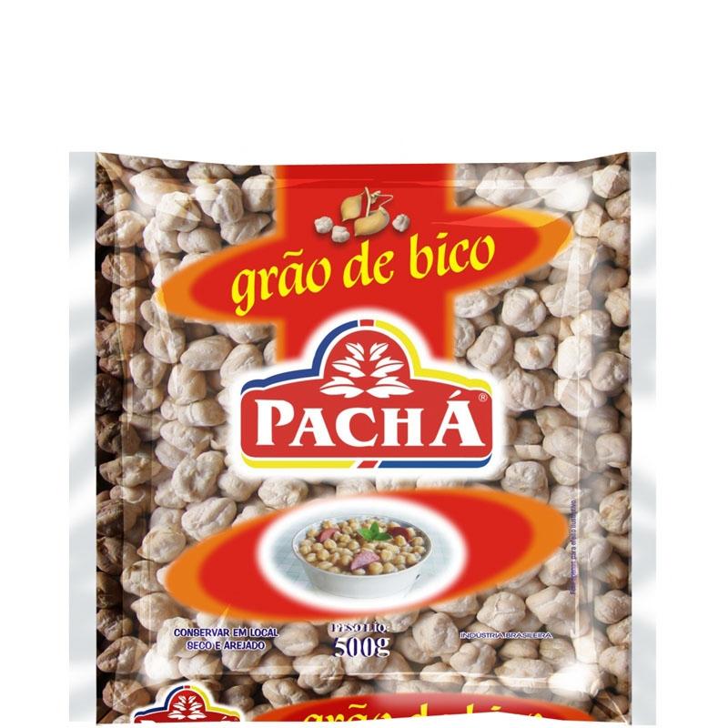 Grão de Bico 500grs Pachá