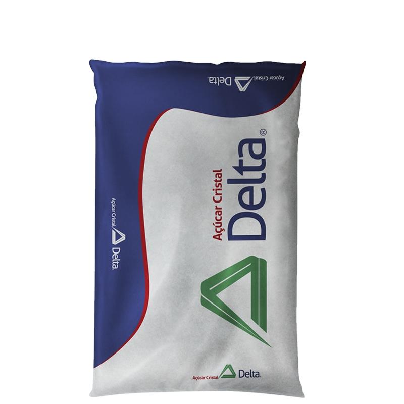 Açúcar Cristal Delta - 15 uni. de 2 Kg