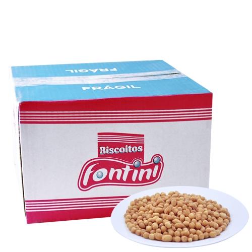 Biscoitos Salgados Bacon Fontini 2 Kg