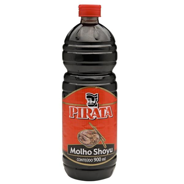 Molho Shoyu Pirata 900 ml