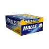Drops Halls Mentol - caixa com 21 uni.