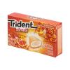 CHICLETE TRIDENT X FRESH TANGERINA 16 UND