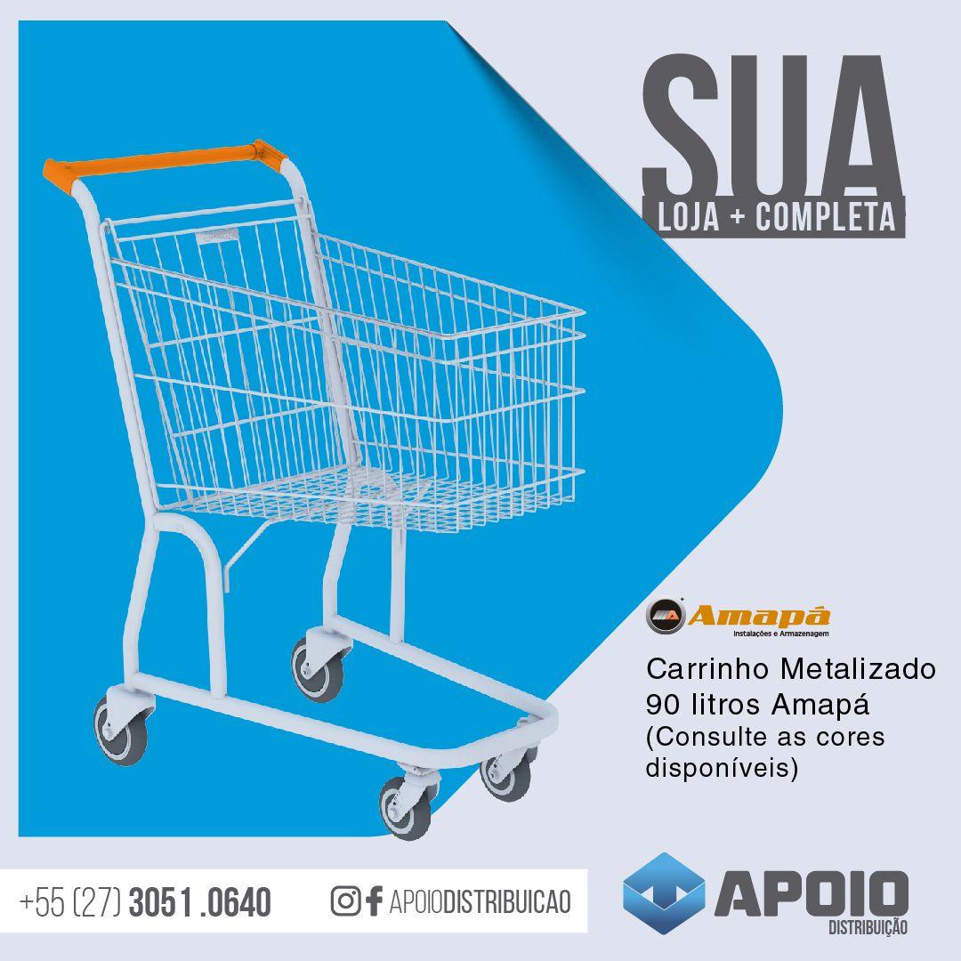 Carrinhos de compras resistentes e de qualidade | Apoio Distribuição - Blog