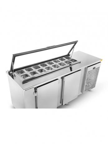 Balcão de Serviço Refrigerado Condimentador 2000 - BSRCP2000 - 1