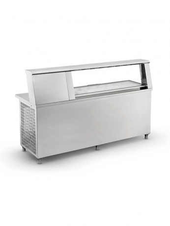 Balcão de Serviço Refrigerado Codimentador Top 2000 - BSRCT2000 - 1