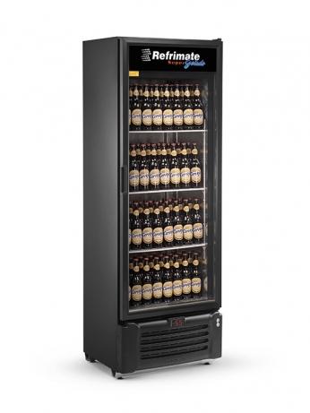 Visa Cooler Cerveja 505 Litros Porta Vidro Promo - VCC505V PROMO - 1