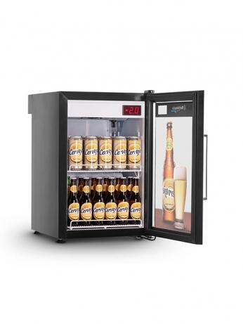 Visa Cooler Slim Home Beer 86L Porta de Vidro - VCSHB86V - 1