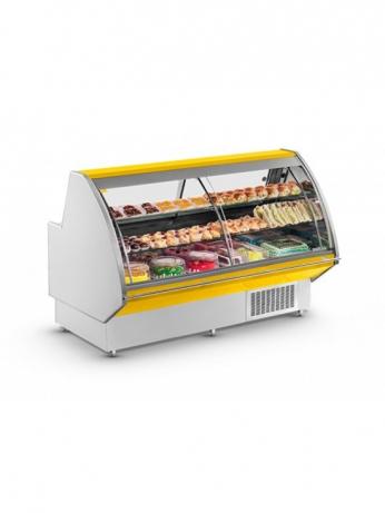 Expositor Padaria Premium Refrigerado 2000 - EPPRR2000 - 1