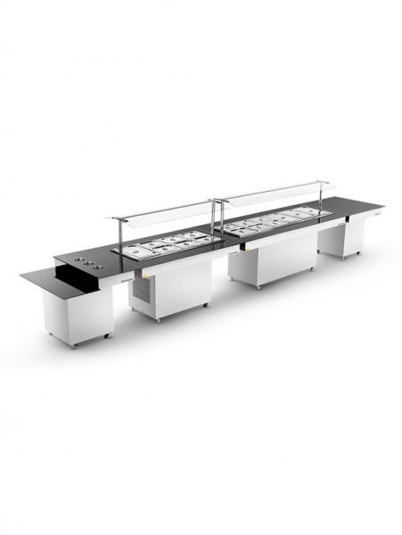 Montagem New Buffet Restaurante - NBR
