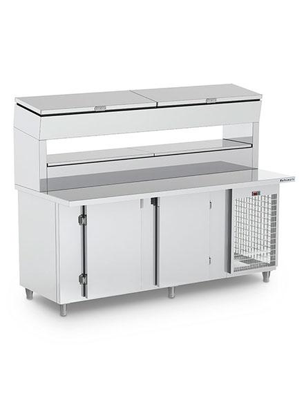 Balcão de Serviço Condimentador Refrigerado- BSRCTED2000