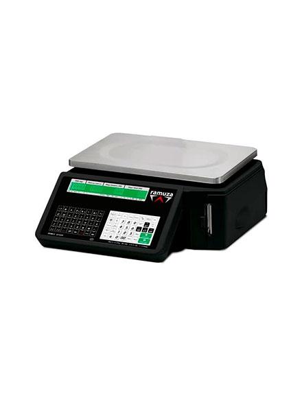 Balança Ramuza Etiquetadora com Impressora Integrada 35 Kg