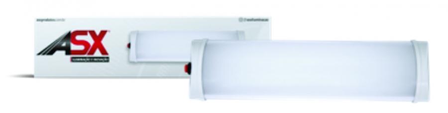 Luminária 72 LED 12w- Bivolt -6000 Lummens | ASX Produtos
