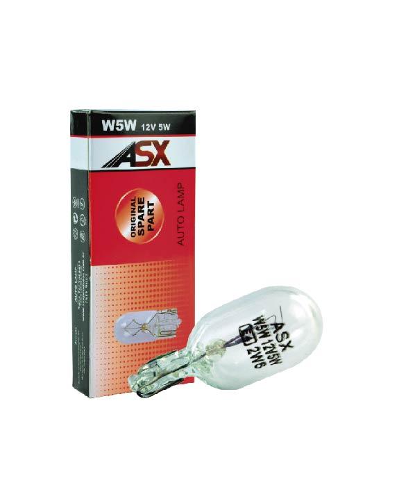 Esmagada T10 W5W  | ASX Produtos