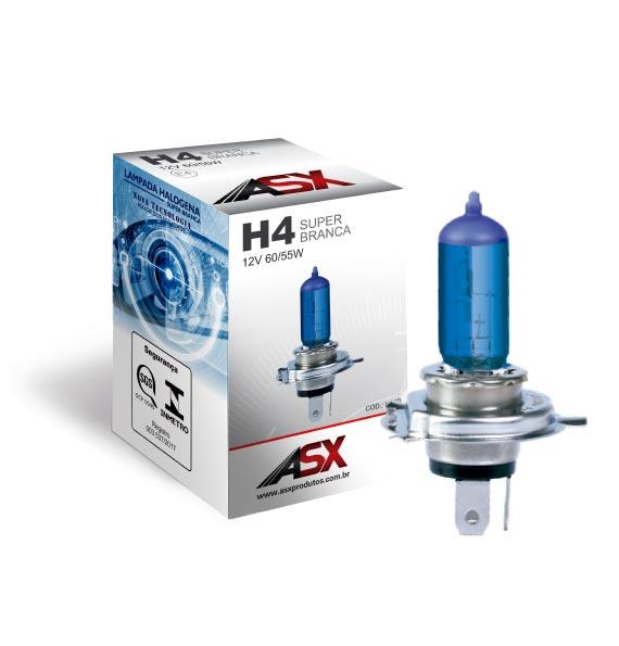 LÂMPADA H4 ORIGINAL | ASX Produtos