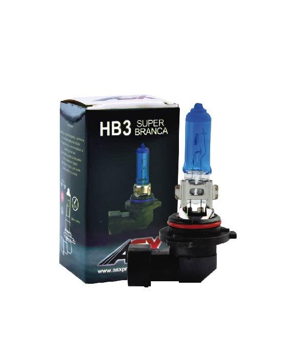 HB3 (9005) Super Branca