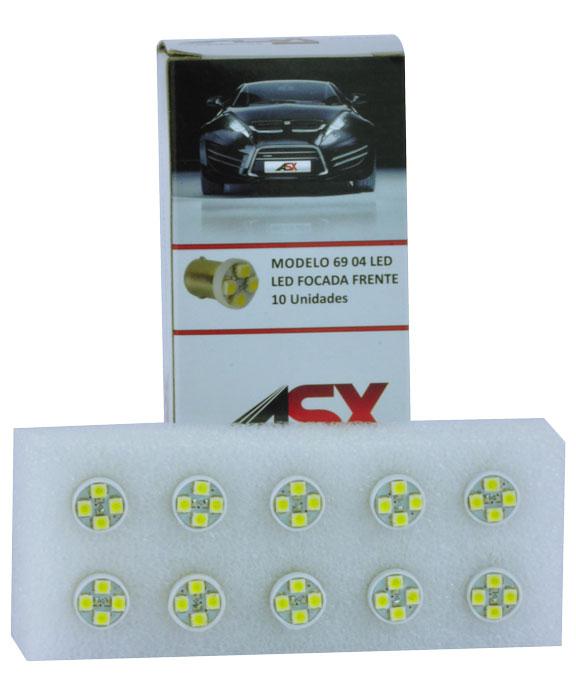 69 4 LED 12V ou 24V