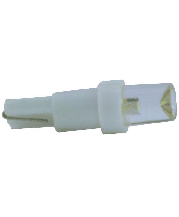 T5 1 Led Branco 12V | ASX Produtos