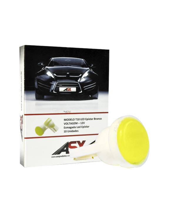 T10 LED Epistar | ASX Produtos