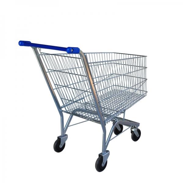 Carrinho de Supermercado Simples | Zinco & Arte