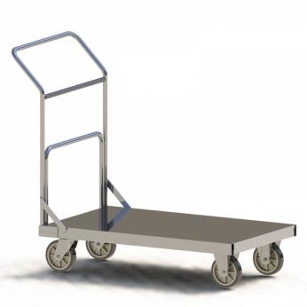 Carro Plataforma 300 kg | Zinco & Arte